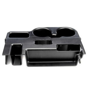 1pc For 99 01 Dodge Ram 1500 2500 3500 Ss281azaa Car Center Console Cup Holder