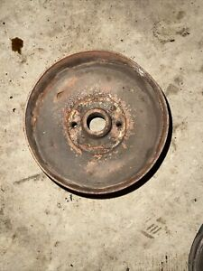 Allis Chalmers B C Tractor Ac Pto Belt Pulley Antique Tractor