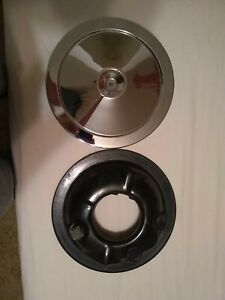 66 67 Corvette Air Cleaner Lid base 327 300 350 Hp Ncrs Gm Nice No Apologies