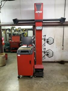 Hunter Dsp600 Alignment Machine