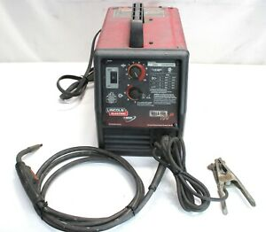 Lincoln Electric Weld Pak 100hd Wire Feed Mig Welder 115v