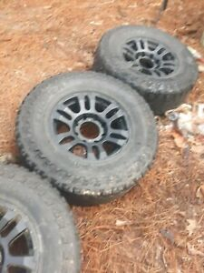 8 Lug Ford F250 Rims And Tires