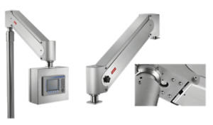 Hoffman Syspend Vhds36 Stainless Steel Vhds 36 Motion pendant Arm
