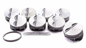Keith Black Kb 9909hc 030 Claimer Chevy 383 Pistons 6 0 Rod Flat Top