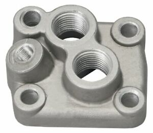 Trans Dapt Performance Bolt On Oil Filter Bypass Adapters 1015 Ford Fe Engine
