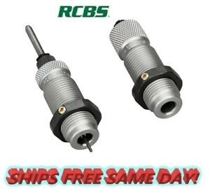 RCBS 2 Die Set for 222 Remington Includes Sizer amp; Seating Die NEW # 10901 $56.32