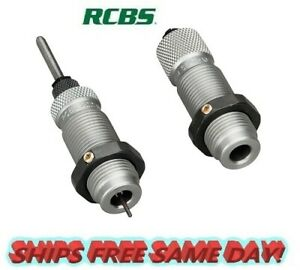 RCBS 2 Die Set for 338 Winchester Includes Sizer amp; Seating Die NEW # 16301 $60.62