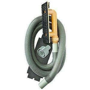 Hyde Tools 09165 Dust free Drywall Vacuum Hand Sander With 6 foot Hose 6 39 And