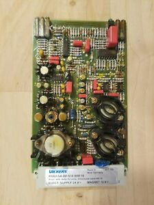 Vickers Kdg1 5a ar 614 888 10 Hydraulic Valve Amplifier Card Used