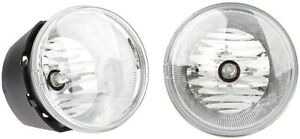 Fog Light Set For 2005 2010 Jeep Grand Cherokee 2007 2009 Durango Front 2pc