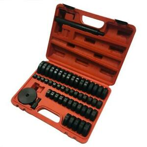 51pcs Custom Bush Bearing Seal Driver Set Race Installer Remover Tool Puller Kit