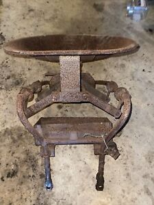 Oliver 66 Seat Assymbaly Antique Tractor