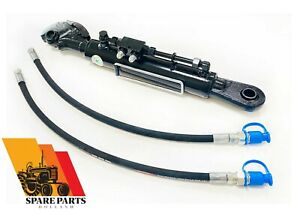 Hydraulic Top Link Cat 2 2 With Hook 680mm 1015mm 355mm Stroke With Valve hoses
