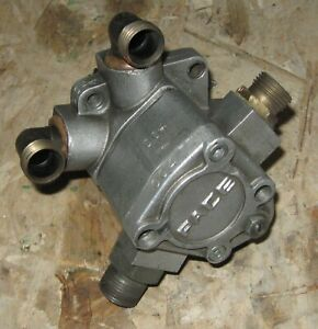 Pace 004 5 Port Dry Sump Oil Pump Formula Ford Ff 1600 Xflow Used Vintage Race