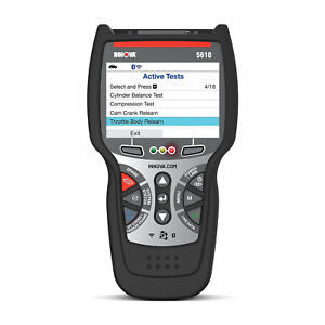 Innova 5610 Carscan Pro Bluetooth Code Reader Vehicle Diagnostic Scanner Tool