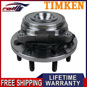 Timken Front Wheel Bearing Hub Assembly For 2012 2014 Ram 2500 3500 W abs 8 Lug