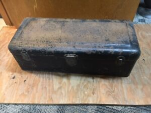 Tool Box Running Board model T rat Hot Rod Ford Chevy Dodge Vintage Antique Auto