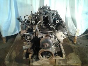 Engine 2001 2002 01 02 Gmc Sierra 1500 6 0l Lq4 V8 186k Miles 350 Core Charge