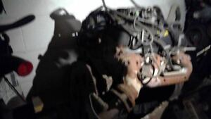Engine 04 2004 Chevy Astro 4 3l V6 Motor Unknown Miles