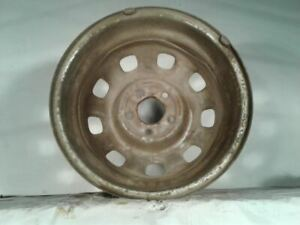 Wheel 15x5 Fits 67 74 Volvo 140 Series 1234922