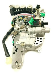 Nissan Rogue Valve Body With Stepper Motor Solenoids 07up Oem Jf011e