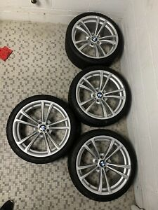 Bmw Style 409m Oem 20 Winter Wheels And Tires