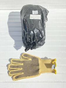 Lot Of 12 New Honeywell Kvd20artc 100 Made With Kevlar Safety Work Gloves