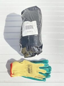 Lot Of 12 New Honeywell Sperian Kv250 Made With Kevlar Safety Work Gloves