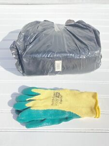 Lot Of 12 New Honeywell Tuff coat Ky250 Made With Kevlar Safety Work Gloves
