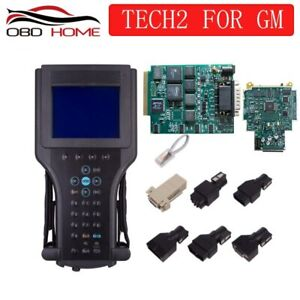 Tech2 Diagnostic Tester Scanner Tool For Gm 32mb Sd Card Vcitis 2000 Software