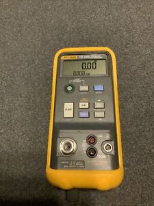 Fluke 719 100g Pressure Calibrator 12 To 100 Psi Tested Works 0 035 Accuracy