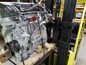 Engine 2 0l Naturally Aspirated Vin 2 6th Digit Fits 16 19 Civic 1573048