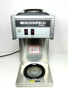 Bloomfield Koffee King 8543 Rd 2 w Coffee Brewer Warmers