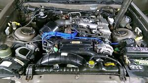 86 93 Toyota Supra 3 0l 7mgte 6 Cylinder Non Turbo Engine Motor Assembly 132k