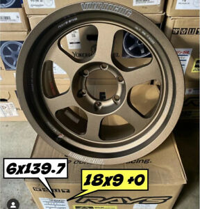 Volk Racing Te37xt M Spec 18x9 0 6x139 7 In Stock