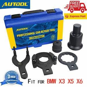 Car Rear Drive Axle Differential Installer Remover Tool Set Kit For Bmw X3 X5x6