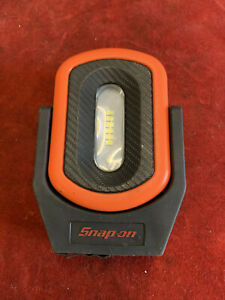 Snap On Puck Light Torch Led Magnetic Orange Workshop Garage