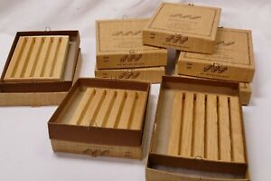 Dura Cast Type Boxes Hot Foil Stamping Wooden Cases 12 Or 14 Or 18pt