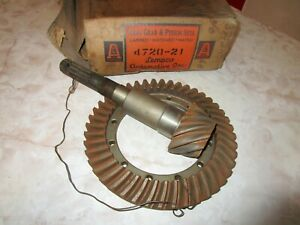 Nors Ring Pinion Gear 1937 1938 Buick Series 40 Special 60 Century 1394387