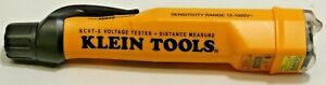 Klein Tools Non contact Voltage Tester With Laser Distance Meter ncvt 6