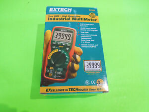 New Extech Ex530 True Rms Heavy Duty Industrial Multimeter