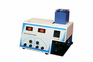 Digital Clinical Flame Photometer