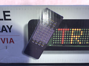 Pro lite Programmable Color Electronic Sign Led Display Remote Beta Brite