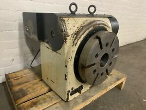 Fadal V300 Rotary Table 4th axis For Cnc Milling Vertical Machining