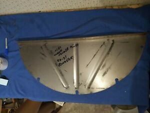 1928 1929 1930 1931 Ford Model A Roadster Behind Fender Panel A 181 3
