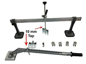 Leverage Bar Dent Repair Pulling Package Includes Bridge Lever Bar Bear Claw