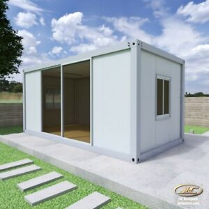 40 Container Home The birch Model