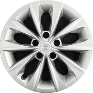 Hubcap Fits Toyota Camry 2015 2016 2017 16 Inch Wheel Cover Factory Cap