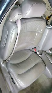 00 05 Buick Park Avenue Passenger Right Front Seat Assembly gray power heated