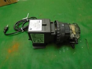 Stenner Single Head Adjustable Output Chemical Pump